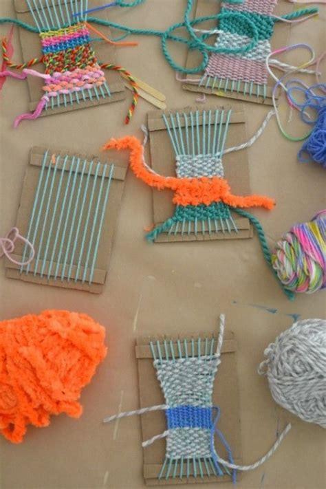 easy yarn crafts for diy crafts simple pretty yarn craft ideas for