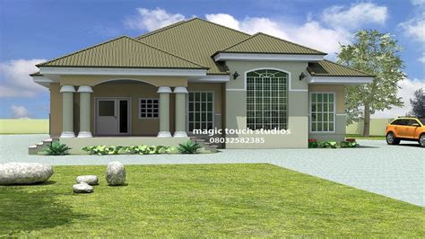 houses with 5 bedrooms 5 bedroom house 5 bedroom bungalow house plan in