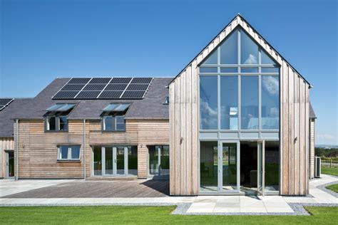 kit home plans uk home gleneagles self build home allan corfield architects