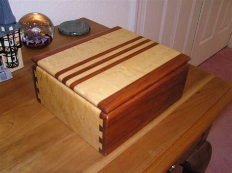 woodworking dovetail small box with half blind dovetail joints woodworking