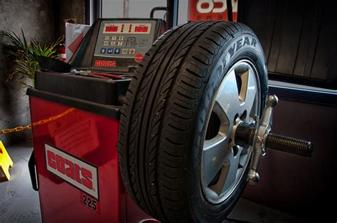 The Difference Between Tire Balance And Wheel Alignment