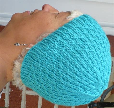 knitted chemo cap patterns free brookside knits