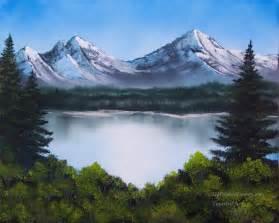 bob ross painting evergreens bob ross y sus pinturas felices a 20 a 241 os de su muerte