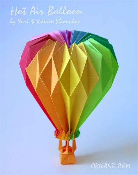 origami balloon 25 best ideas about origami balloon on