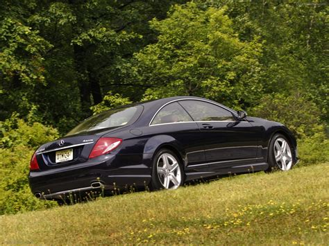 Mercedes Cl550 by 2009 Mercedes Cl550 4matic Car Photo 05 Of 26
