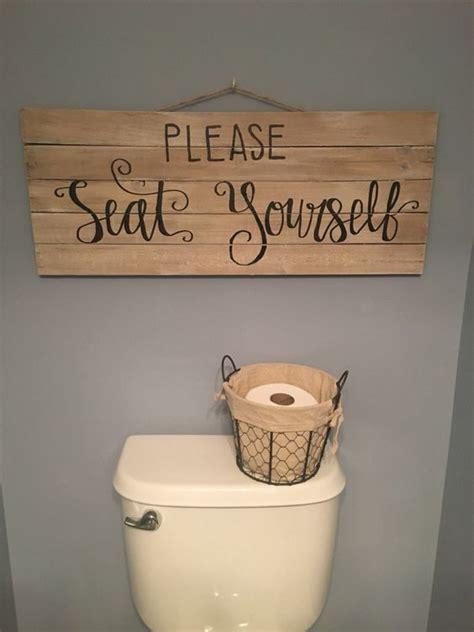 best 25 bathroom signs ideas on bathroom diy