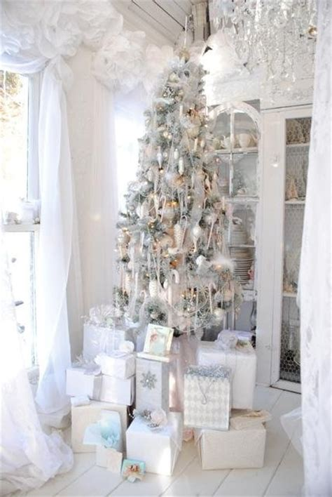 white tree decoration ideas top silver and white decoration ideas