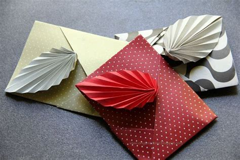 origami leaf card lets make origami how to make an easy origami leaf card