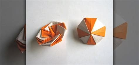 origami spinning top how to origami manpei arai s spinning top 171 origami