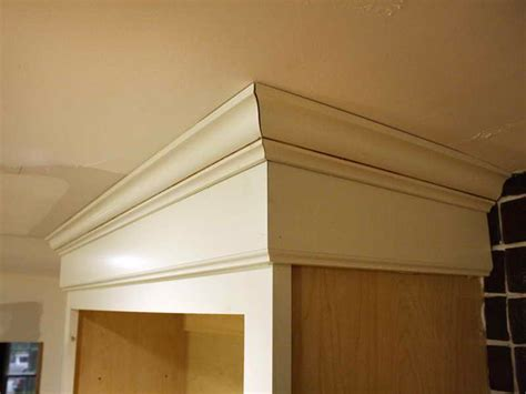 installing kitchen cabinet crown molding kitchen installing crown molding on kitchen cabinets