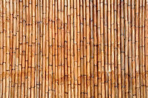 Bamboo Wood Background Stock Photo Colourbox