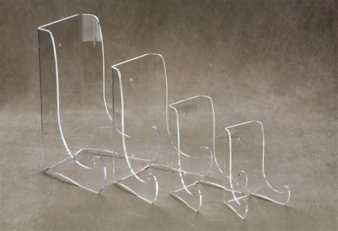 large acrylic large acrylic bowl platter stands tripar international