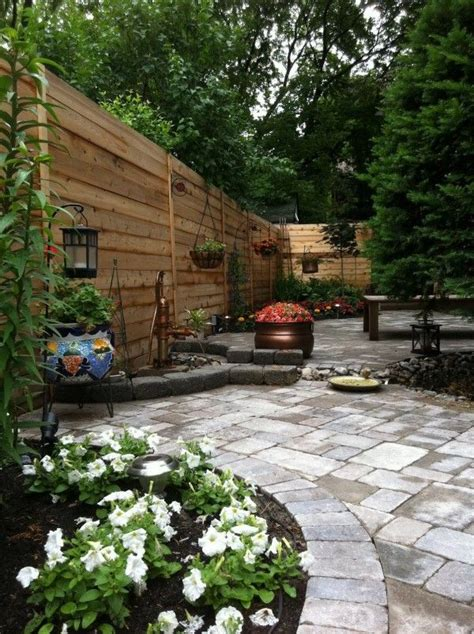 back yard patio designs 30 wonderful backyard landscaping ideas