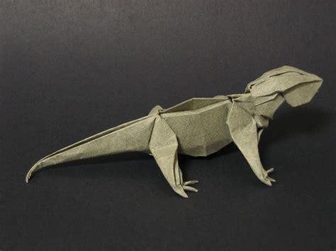 origami lizard zing origami animals beasts and creatures