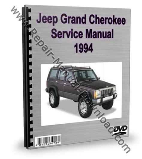 download car manuals pdf free 1998 jeep grand cherokee security system jeep grand cherokee 1994 service repair manual download download