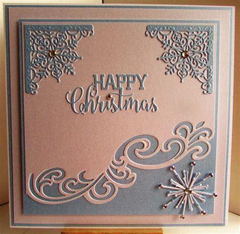 cutting dies for card lizzies craft space die cut card blue