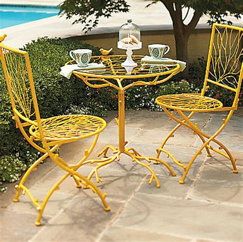 bistro table sets outdoor furniture top 10 bistro sets for outdoor small space home design