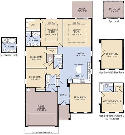 pulte homes floor plans pulte homes plan menu