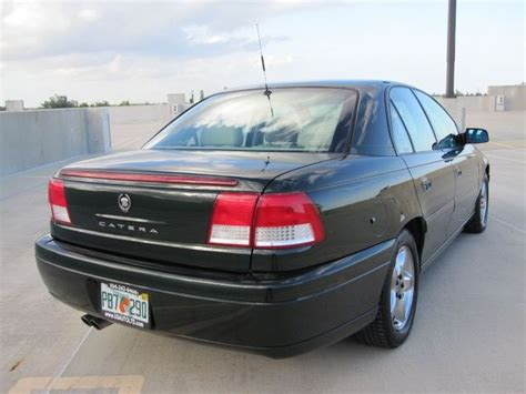 2001 Cadillac Cts For Sale by 2001 Cadillac Catera Opel Omega With Low Mileage