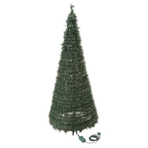 pull up tree with lights 4 ft pull up tree with multi function lights walter