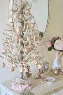 pink tabletop tree 44 delicate shabby chic d 233 cor ideas digsdigs