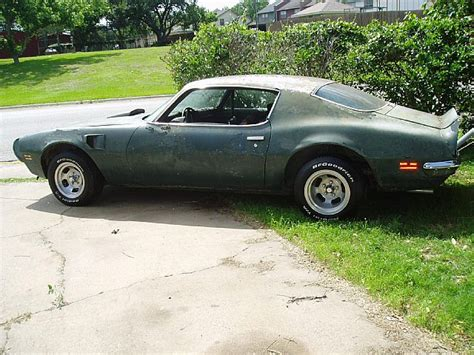 Pontiac Firebird 1970 For Sale by 1970 Pontiac Firebird Trans Am Clone For Sale Houston