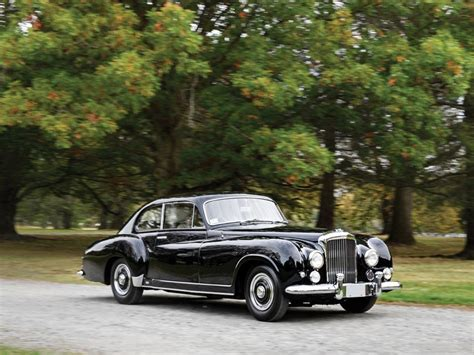 Bentley R Type Continental by Bentley R Type Continental Fastback Sports Saloon By