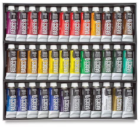 blick acrylic paint 00717 0369 liquitex basics acrylic colors blick