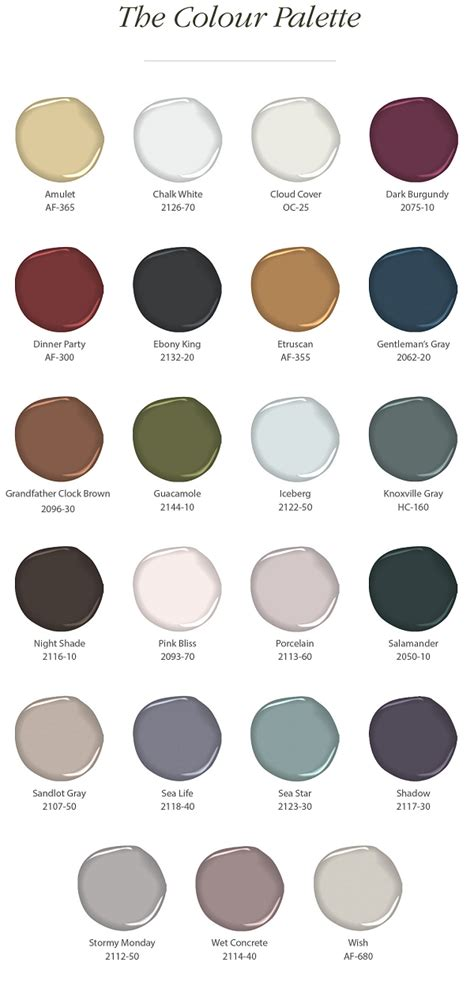 paint colors for 2017 benjamin benjamin paint 2017 28 images before and afters