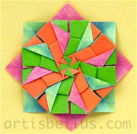 modular flower origami origami decorations modular flower origami artis bellus