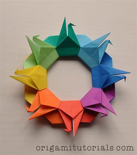 tutorial origami sonobe cube l tutorial origami tutorials