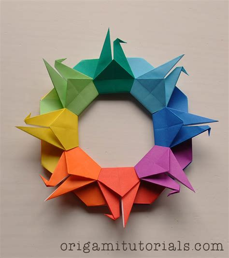 origami bird tutorial origami tutorials learn how to fold origami