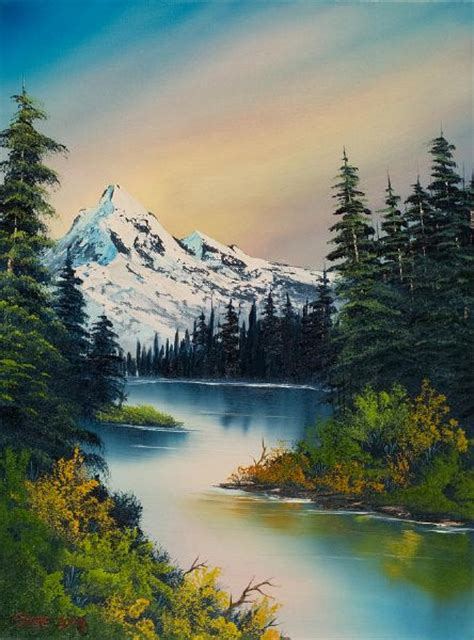 bob ross paintings for sale bob ross peaceful reflections paintings for sale bob ross