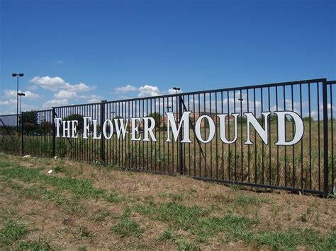 flower mound flower mound tx the flower mound photo picture image
