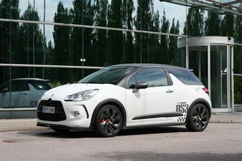 Citroen Racing by Road Test 2011 Citroen Ds3 Racing Speeddoctor Net