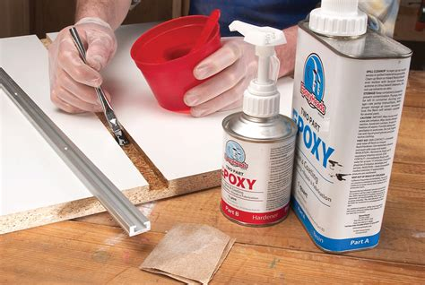 woodworking glue tips 11 tips for using epoxy popular woodworking magazine
