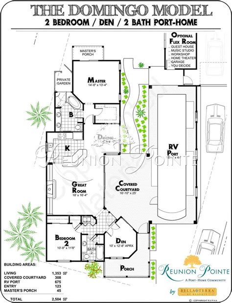 rv port home floor plans 1000 images about rv ports casitas on
