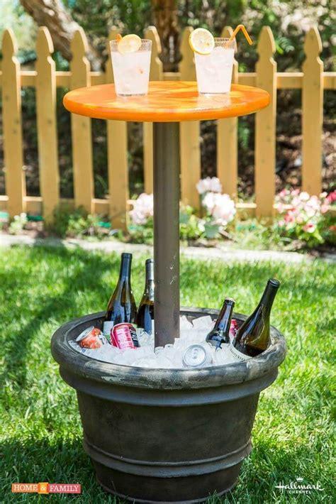 diy outdoor decor 32 best diy outdoor bar ideas and designs for 2017