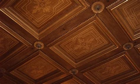 decorative woodwork the and advantages of coffered ceilings in home design