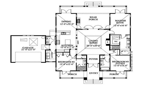 southern floor plans southern style homes plantation style house floor plan hawaiian plantation home plans