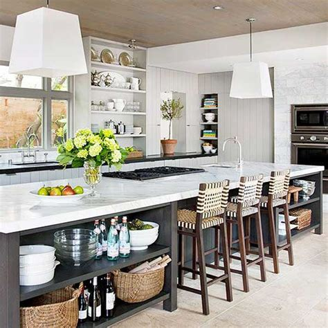 kitchen islands with seating and storage 19 must see practical kitchen island designs with seating amazing diy interior home design