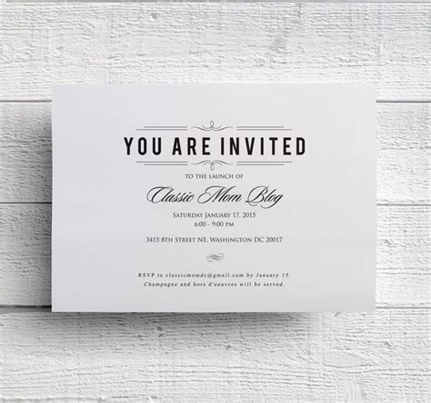 company invitation wording 25 unique corporate invitation ideas on