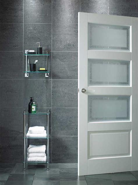white interior door with glass contemporary 4 glazed white doors