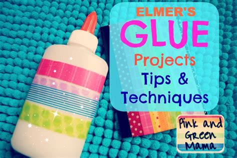 best glue for craft projects pink and green favorite elmer s glue projects kid