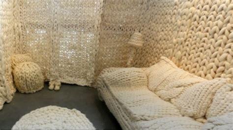 the knit house michigan artist knits a house world cbc news