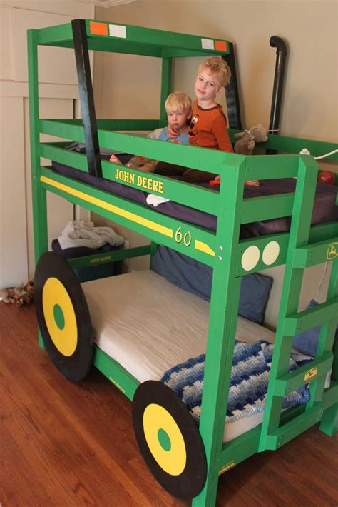 tractor bunk bed plans 36 besten traktorbetten tractor bed bilder auf