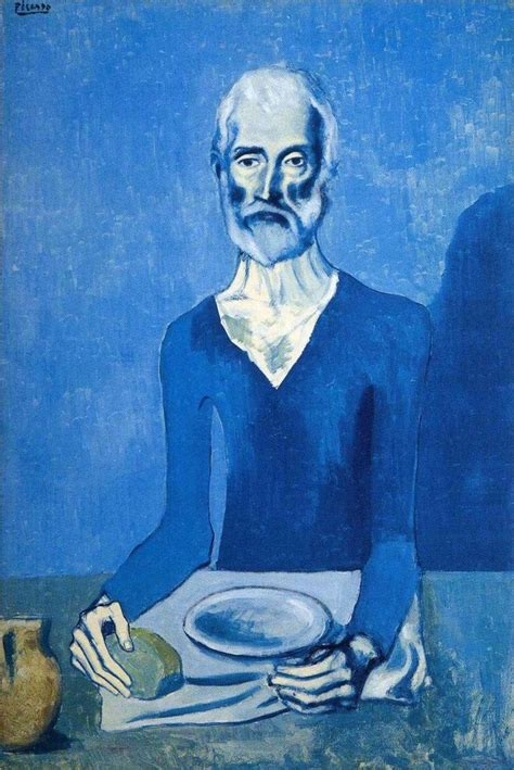 picasso paintings during the blue period pablo picasso ascet blue period lesson ideas