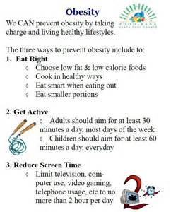 how can i june nutrition notes preventing obesity partner agency
