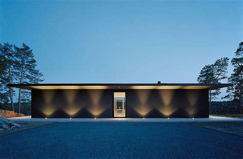 Dining Room Furniture entrance stunning lake house in sweden