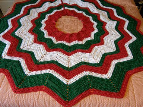crochet tree skirts crochet pattern tree skirt 28 images crochet tree